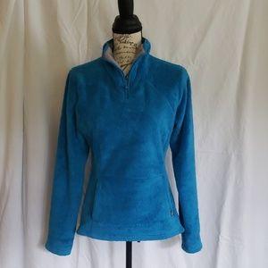 NorthFace Fleece 1/4 Zip Pullover